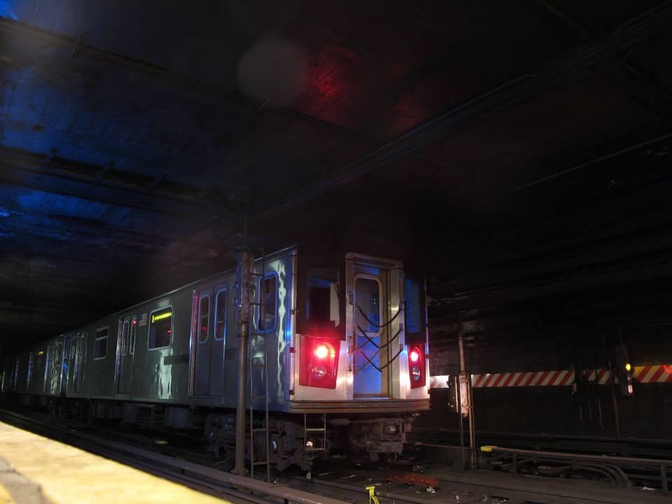 subway yard newyork