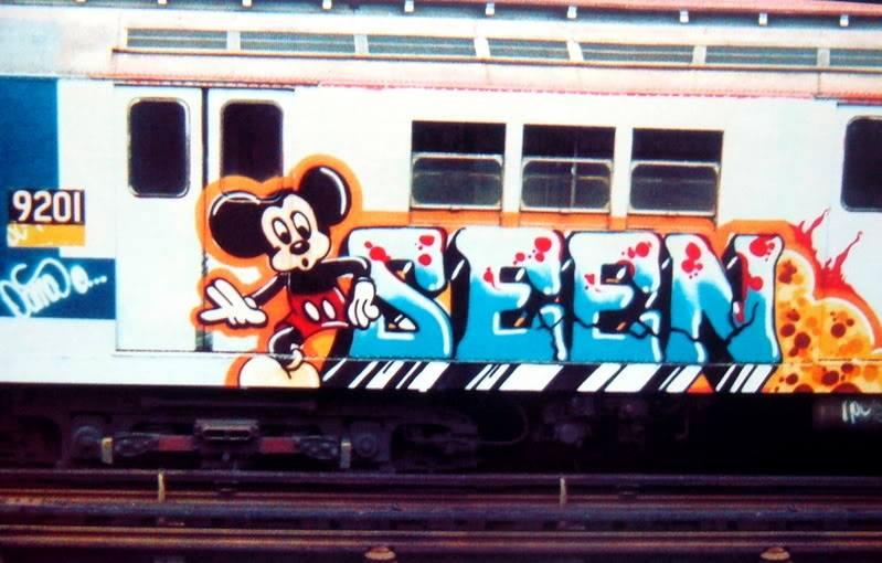 mad seen ua newyork subway graffiti