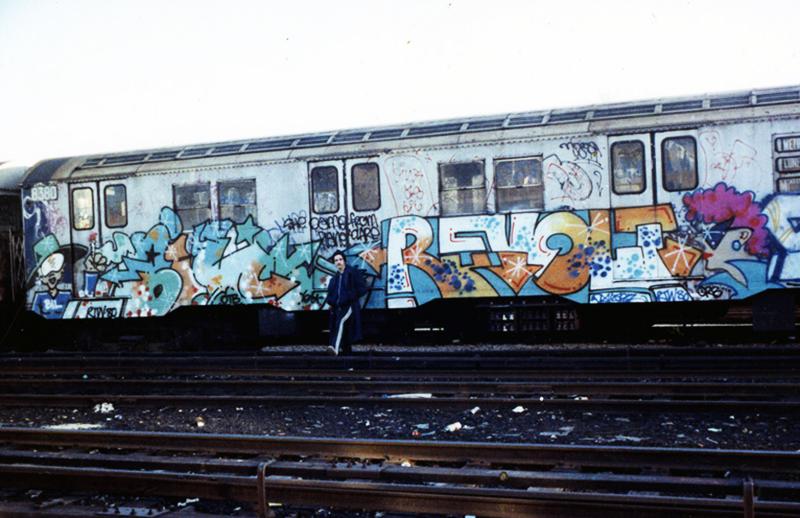 graffiti classics newyork subway revolt bil rtw legend