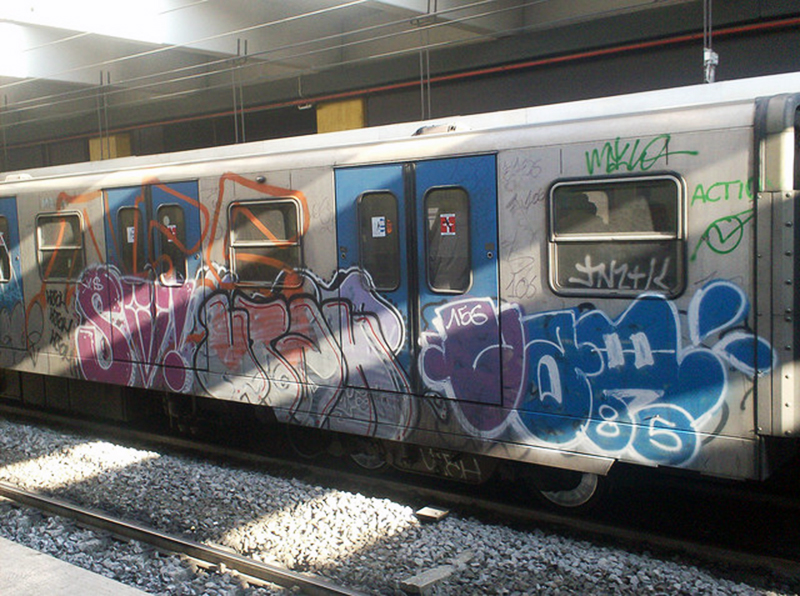 utah var156 subway graffiti topshit roma intraffic bline