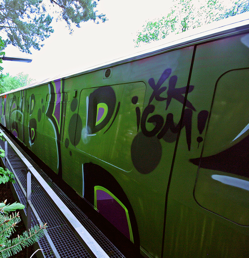 hamburg subway graffiti gbr wholecar