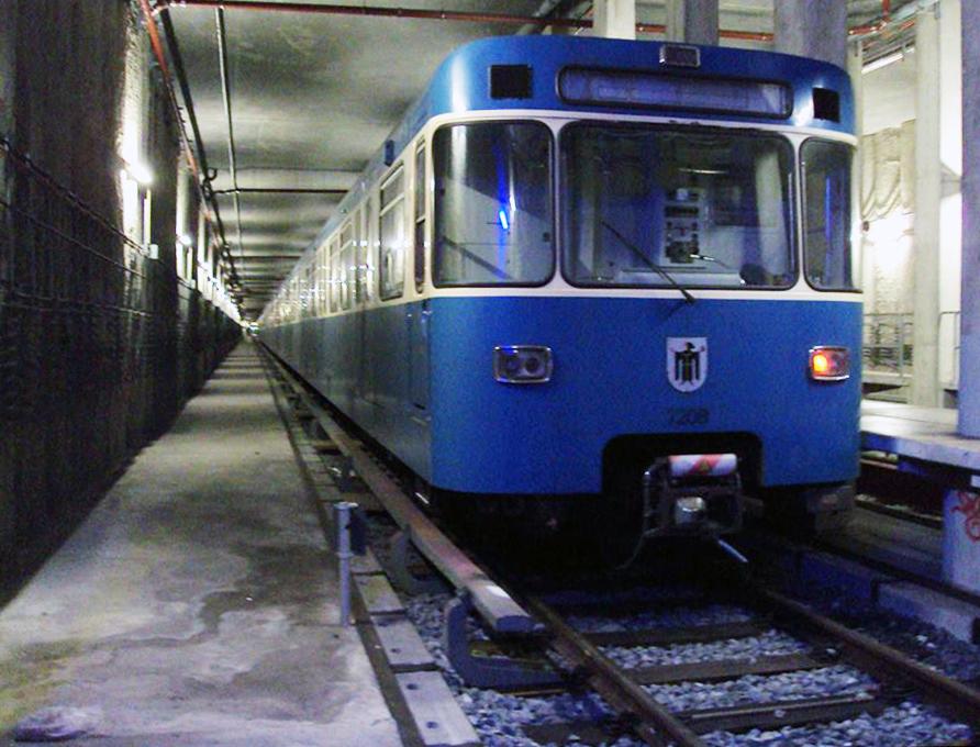 graffiti yard subway munich germany tunnel