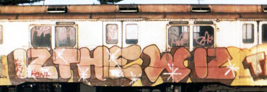 subway graffiti nyc newyork legend rip izthewiz