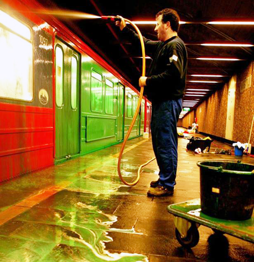 graffiti subway oslo fuckthebuff wholecar