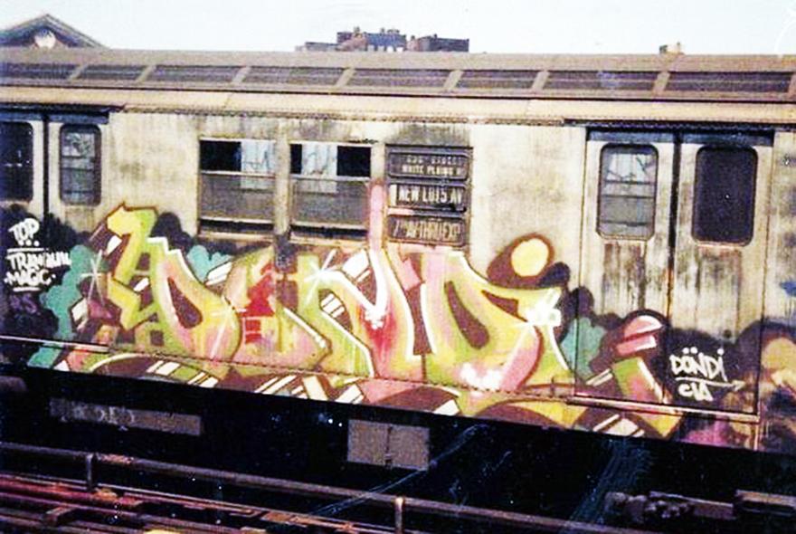 dondi cia graffiti legend newyork nyc