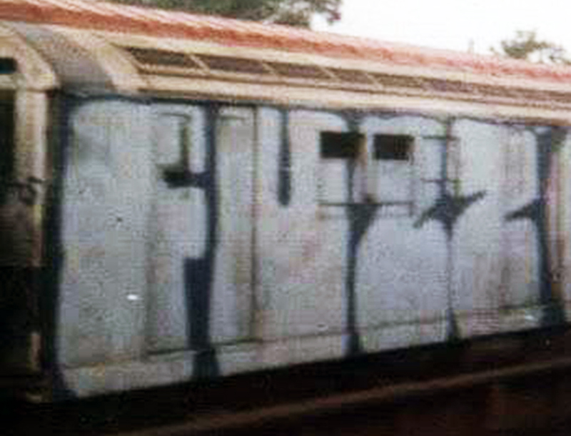 fuzz fuzzone graffiti legend newyork nyc 70s