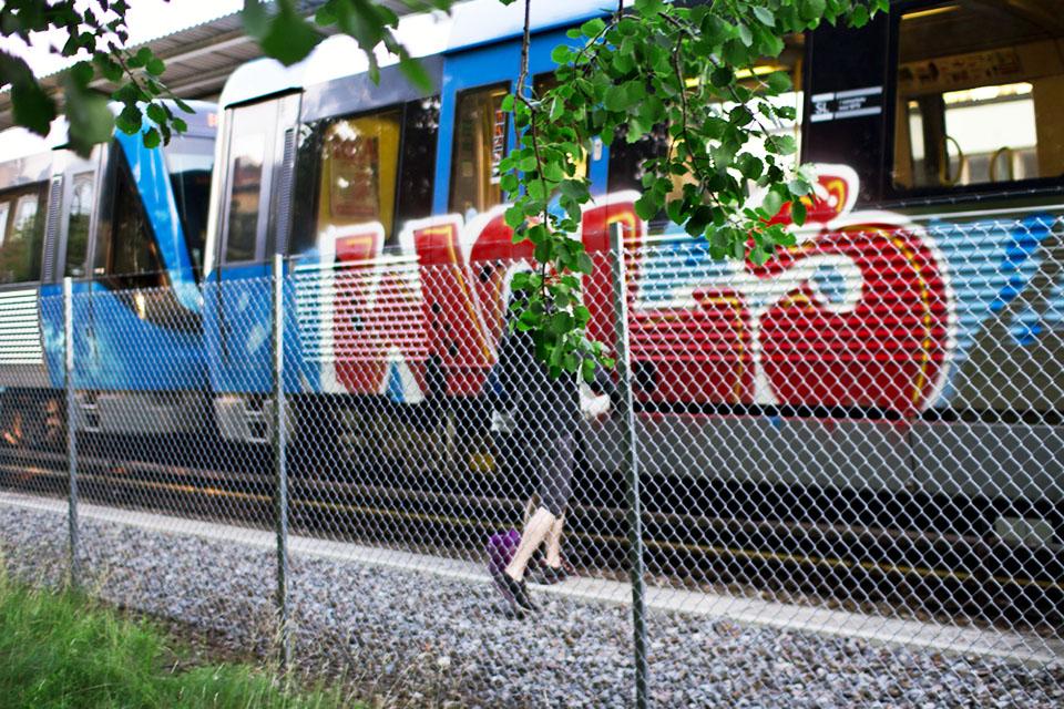 graffiti subway stockholm sweden wol crew backjump