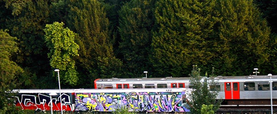 graffiti subway hamburg germany wholecar fullcolor