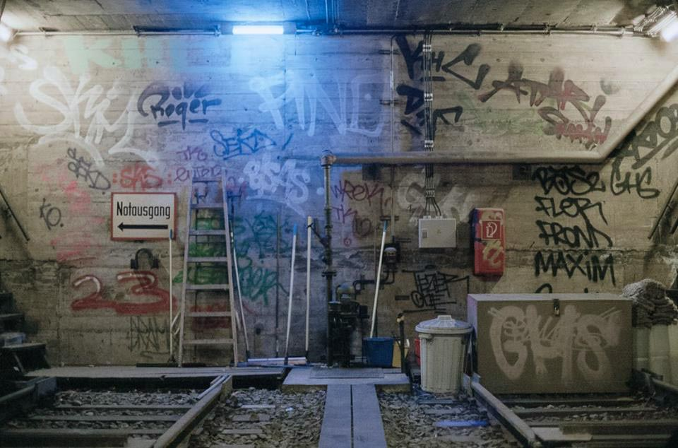 graffiti subway berlin tunnel tagsheaven germany