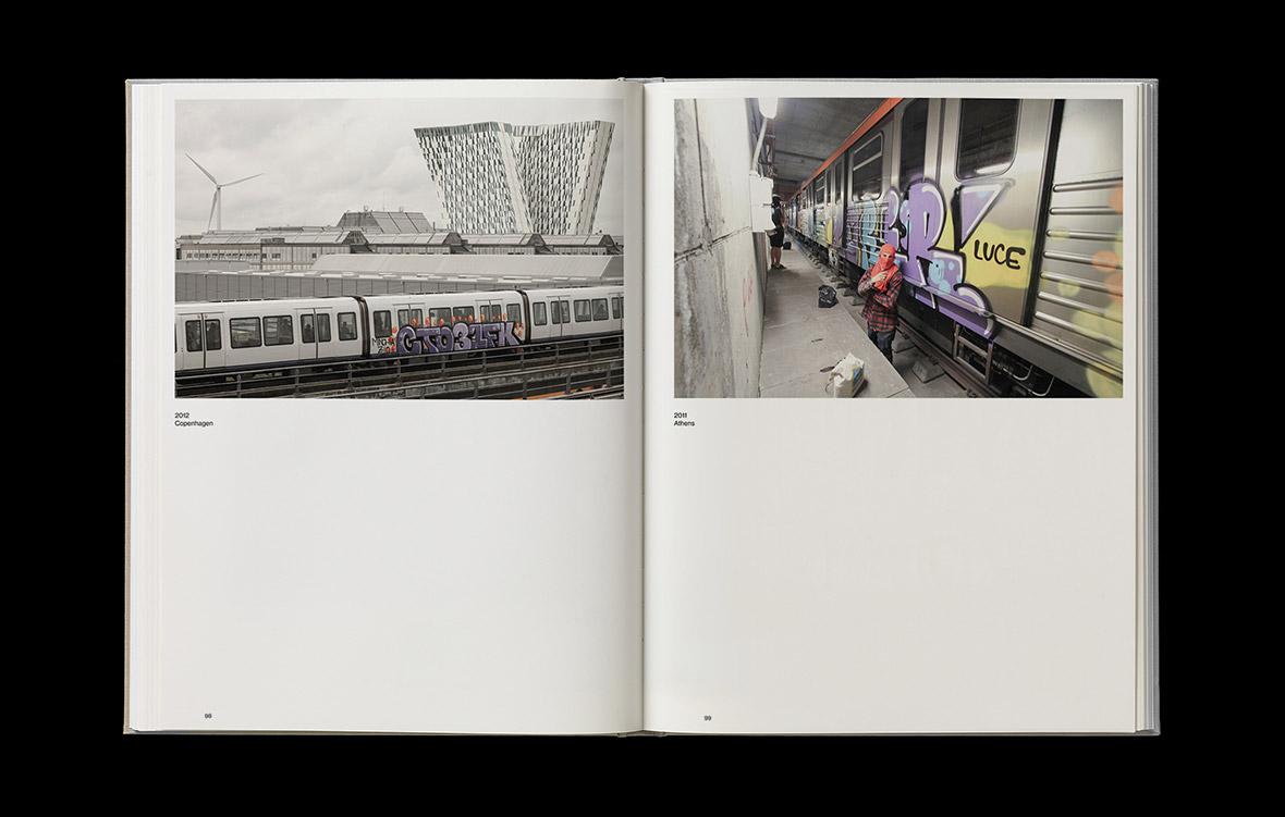 phil america above the law graffiti subway train 2015