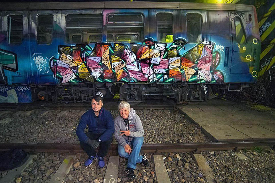 graffiti train subway writing mser martha cooper bucharest romania 2017