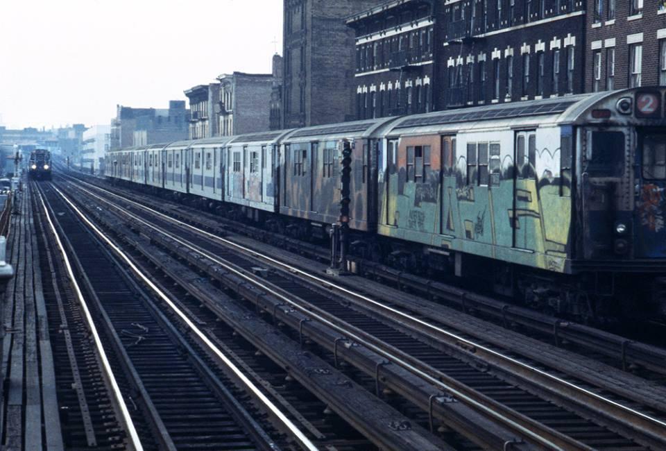 blade graffiti newyork subway