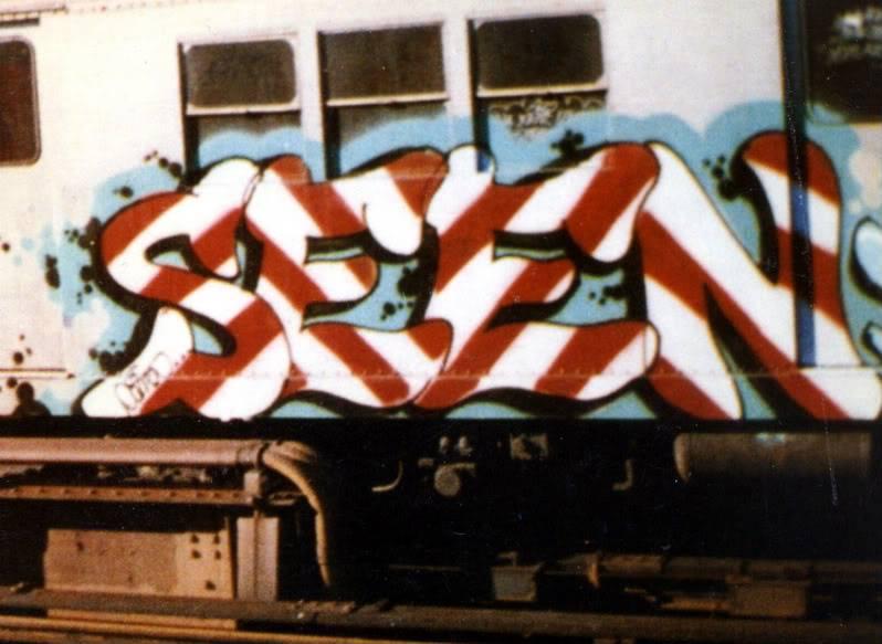 seen graffiti newyork subway