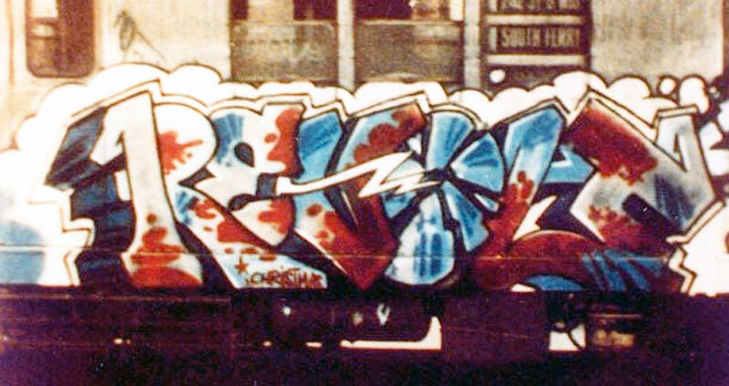 newyork subway graffiti legend revolt