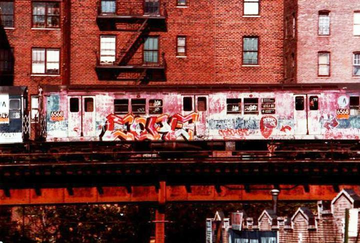 newyork subway graffiti cope2