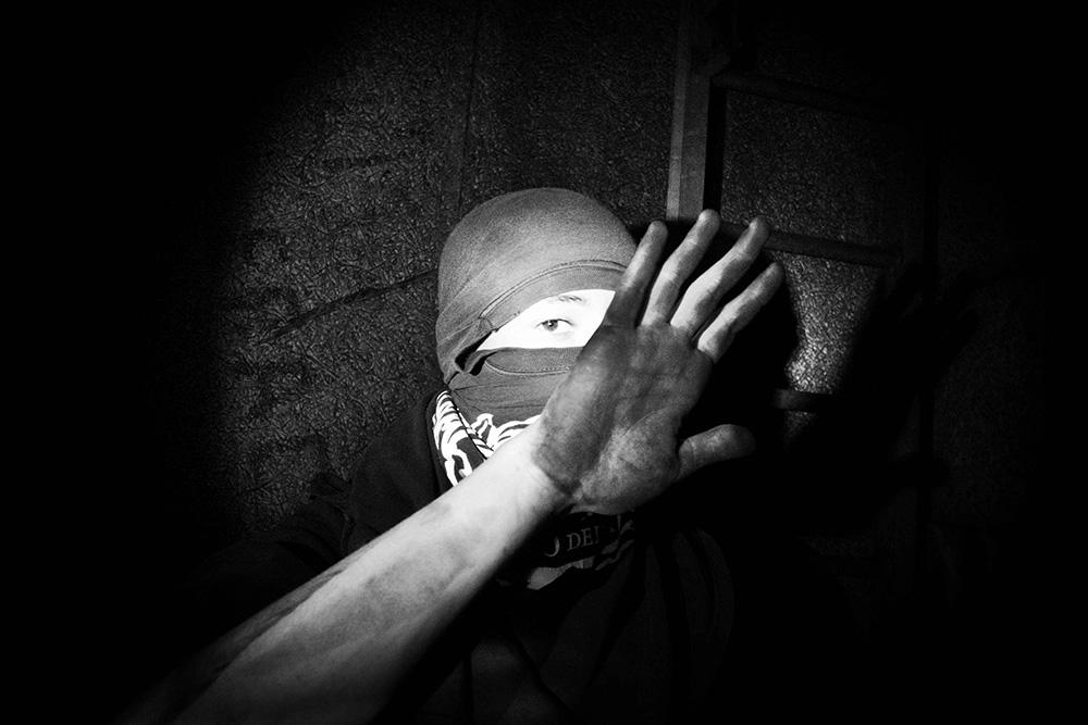 2014 action ergosum graffiti photographer rome subway valerio polici