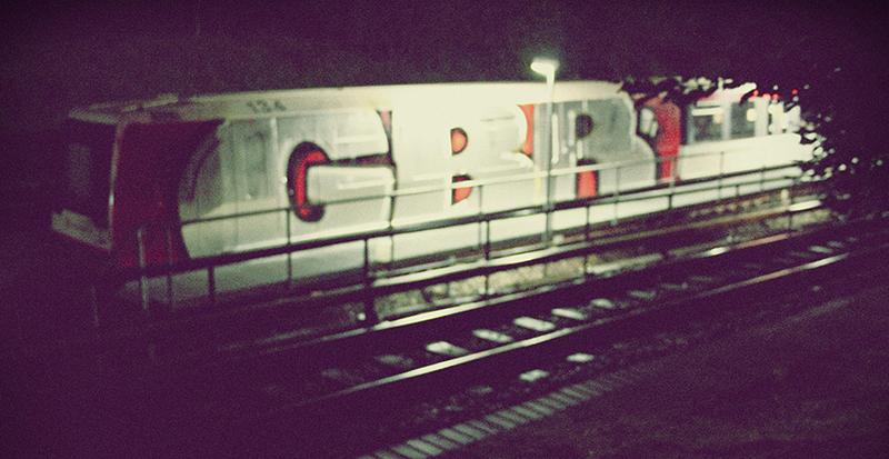 hamburg subway graffiti gbr wholecar
