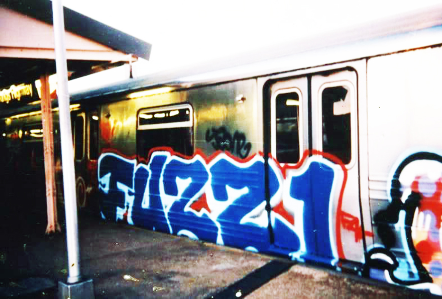 graffiti subway legend nyc newyork fuzz1