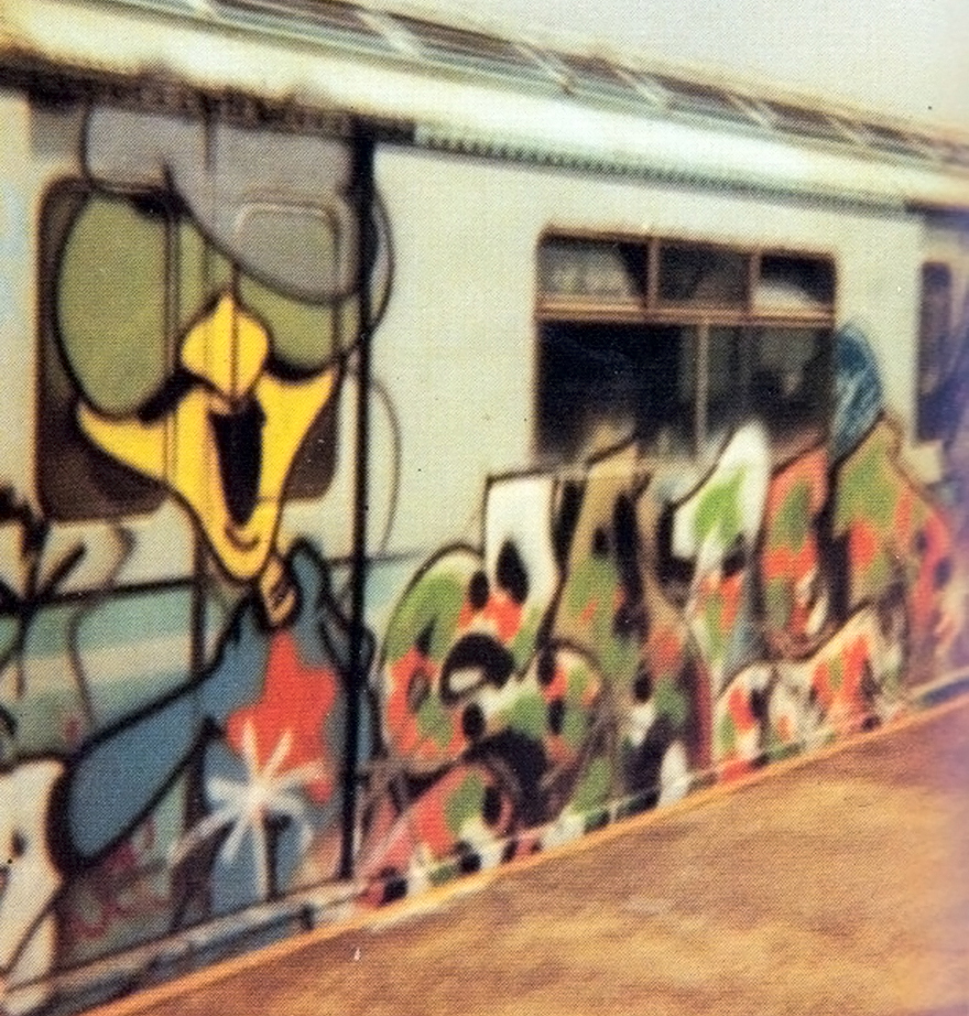 subway graffiti nyc newyork legend rip solid