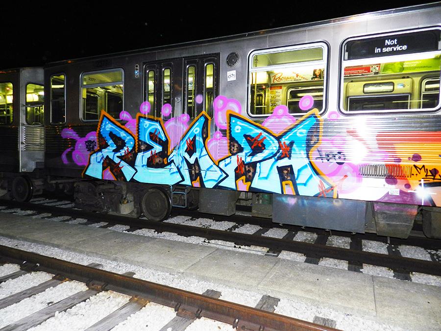 chicago graffiti subway yard reapa mul