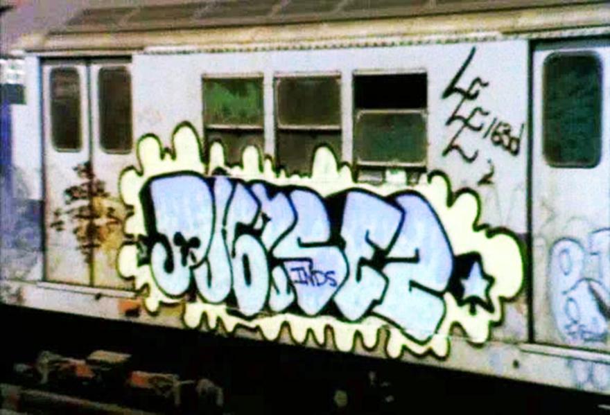 nyc graffiti subway newyork phase2 legend