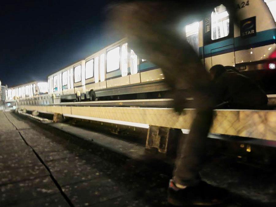 noloveonlywar photography graffiti subway rennes