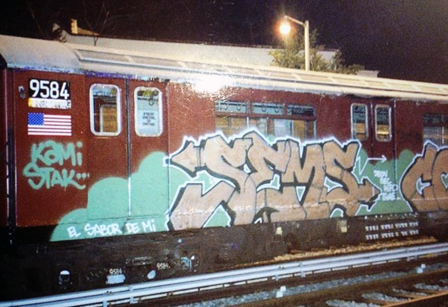 newyork nyc subway graffiti pochosems madrid