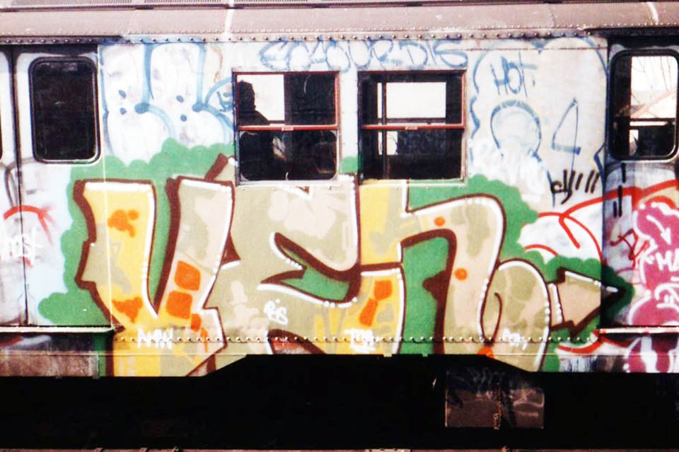 graffiti subway classic nyc newyork ven