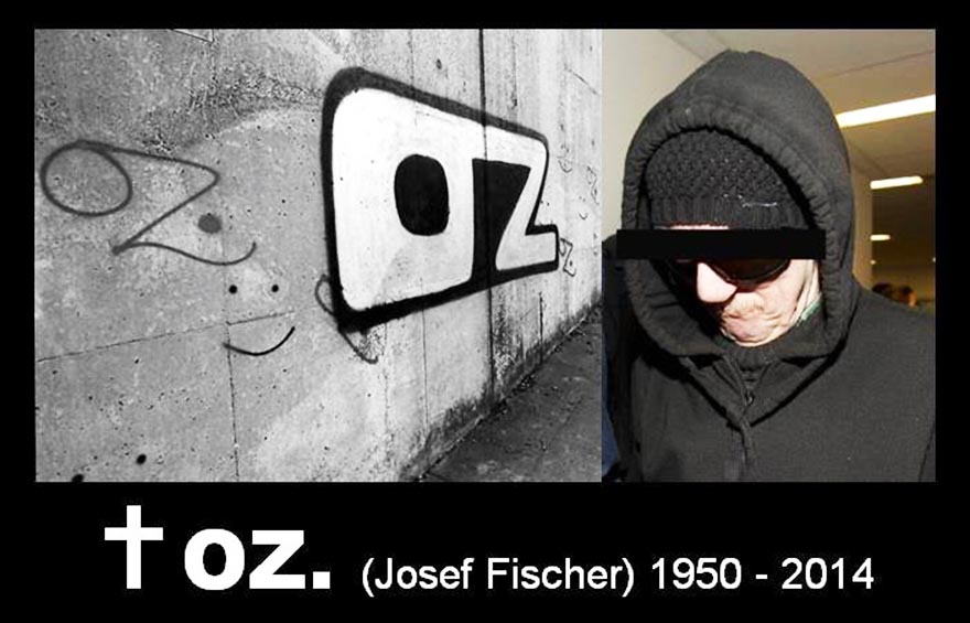 graffiti subway hamburg rip oz germany rest in peace