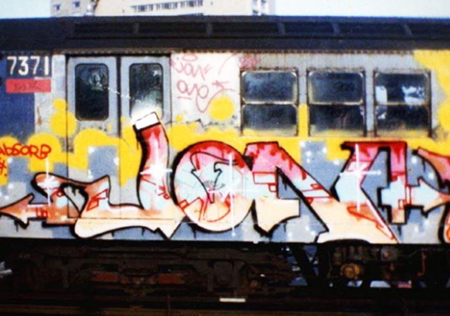 graffiti subway nyc newyork classic jon