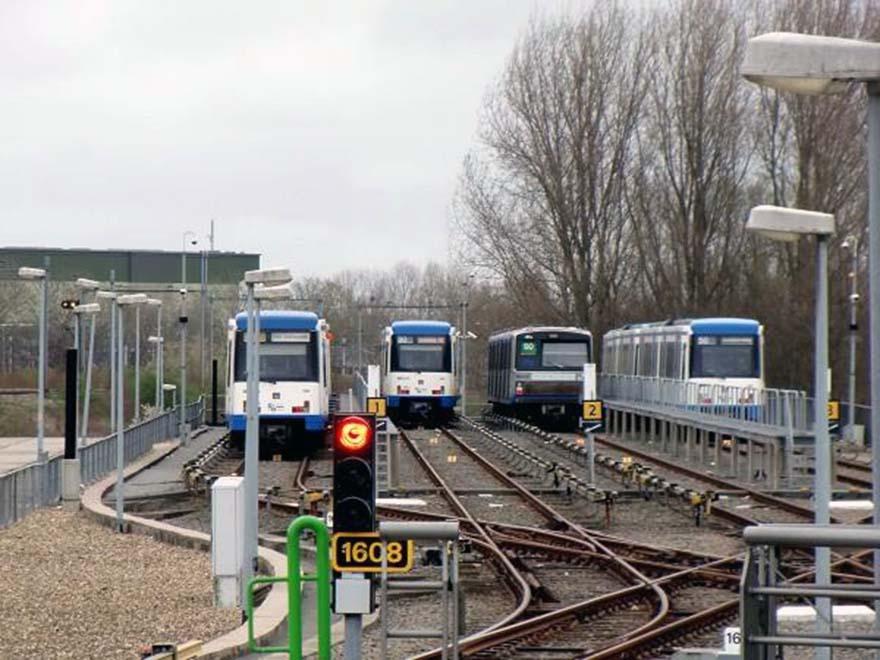 subway graffiti train amsterdam holland yard