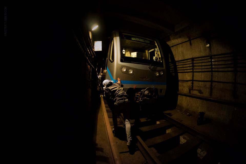 graffiti trains subway moskow russia