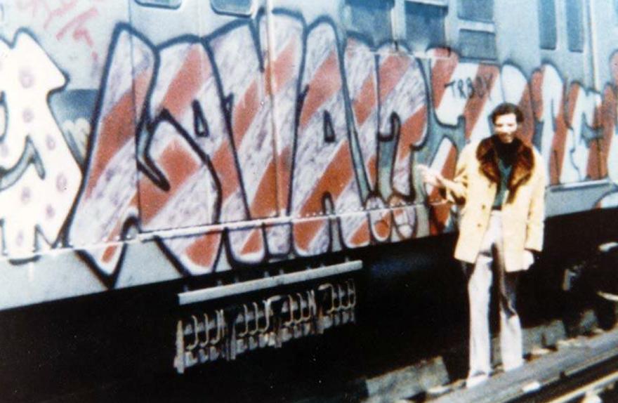 graffiti train subway writing nyc newyork classic lava
