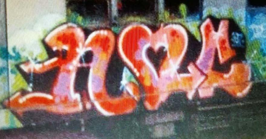 graffiti writing train subway nyc newyork usa noc classic legend style